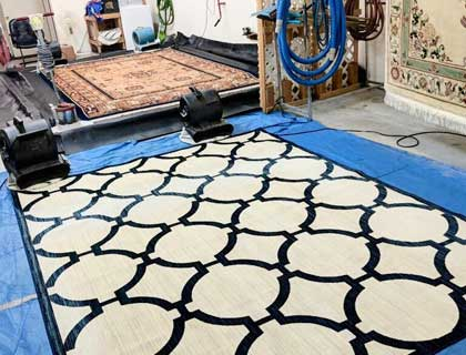 Area Rug Cleaning nav